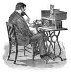 581px-Dictation_using_cylinder_phonograph